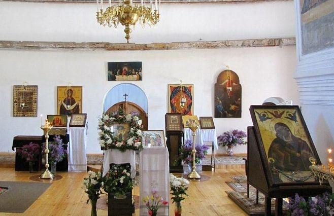 Феодоровская икона Пресвятой Богородицы Тверской Епархии | Вознесенский Оршин женский монастырь